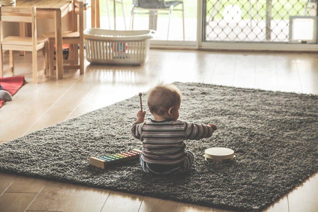 neurodesarrollo de bebés y niños